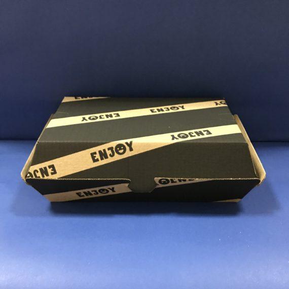 Coquilles/Boxes Sandwichs Ondulés en Cartons 125 Boxes
