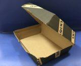 COQUILLES/BOXES SANDWICHS ONDULÉS EN CARTONS 125 BOXES 18,00€