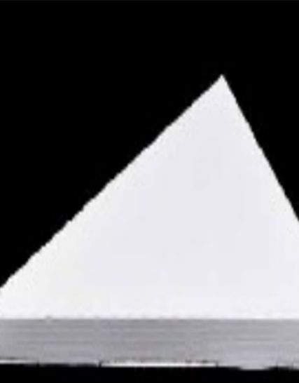 Triangle Carton Pour Crêpes 100 Pieces