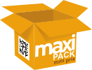 Maxi Pack logo