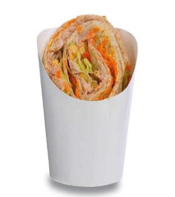 Pots Wrap tortilla