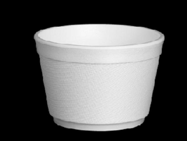 Pots soupes polystyrène