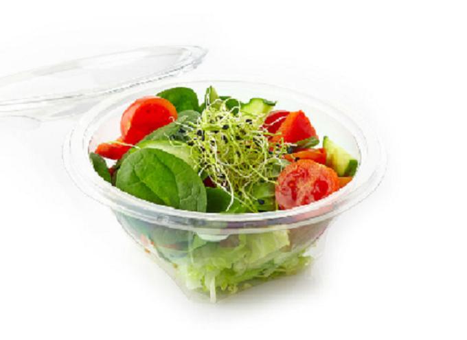 Saladiers en plastiques