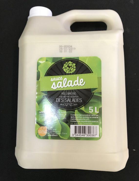 Sauce Salade Saveurs & Sauces 5 Lits