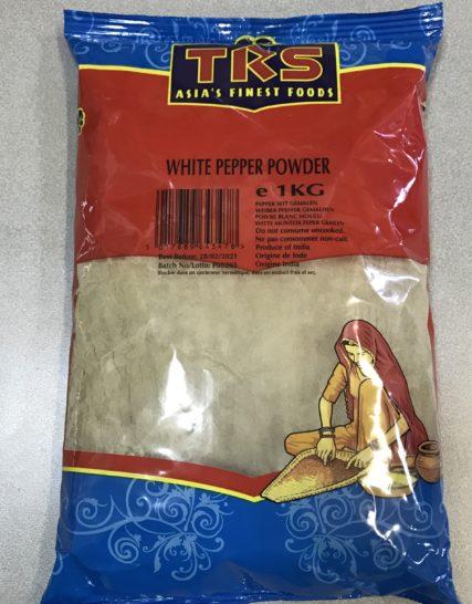Poivre Blanc en Poudre TRS 1 kilo