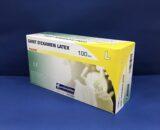 GANTS LATEX Euromedis TAILLE 8-9/LARGE 100 GANTS 4,50€