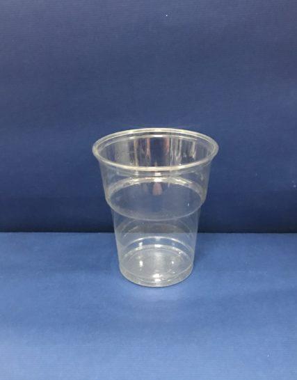 Gobelets Transparents en Plastiques 25 Cls 50 Gobelets
