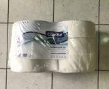 Papiers Toilettes Jumbo Gaufrée 350m 6 Rouleaux