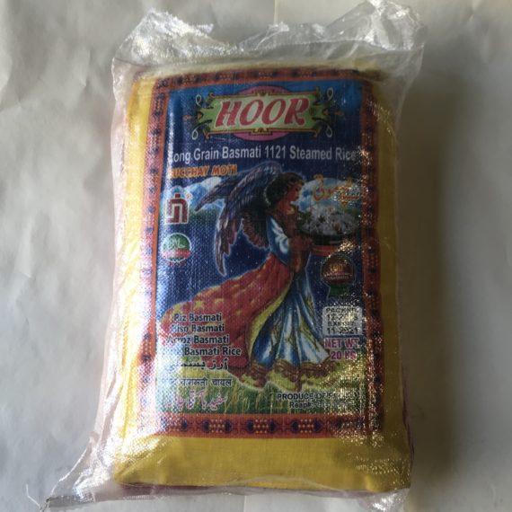 Riz Basmati Hoor 1121 Longs Grains 20 Kgs