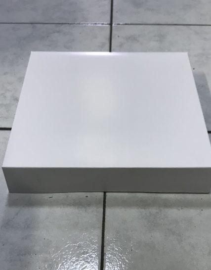 Boîtes Pâtisseries Blanches/Imprimé 26x5 cm 50 Boites