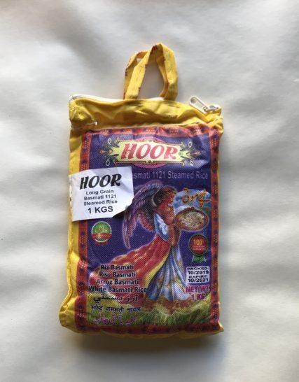 Riz Basmati Hoor 1121 Longs Grains 1 Kg