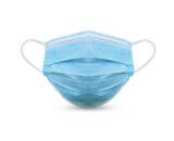Masques de Protection Jetables 3 Plis Bleu 50 Masques
