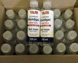 Gel Mains Hydroalcoolique Yari 70% Alcool +Aloe Vera 24 Flacons de 150 mls