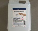 Gel Mains Hydroalcoolique ELIGEL 5 Lits