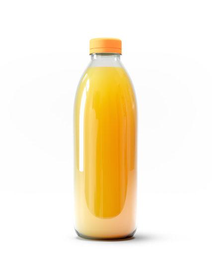 200 Bouteilles Alimentaires Jetables Transparentes PET Pour Jus Etc 33 cls/330 mls + Bouchons