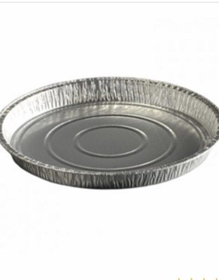 50 Moules a Tourtières jetable 23 cms en Aluminium