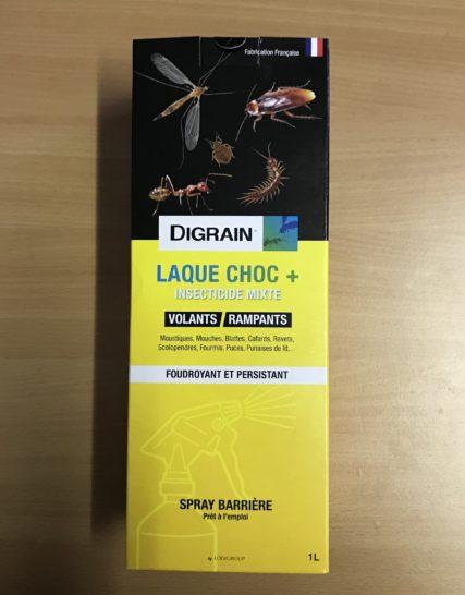 Laque Choc + Insectitude Mixte Volants/Rampants 1 Lit.