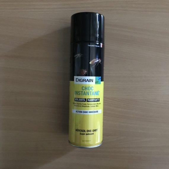 Choc Instantané Volants/Rampants DIGRAIN 500 mls
